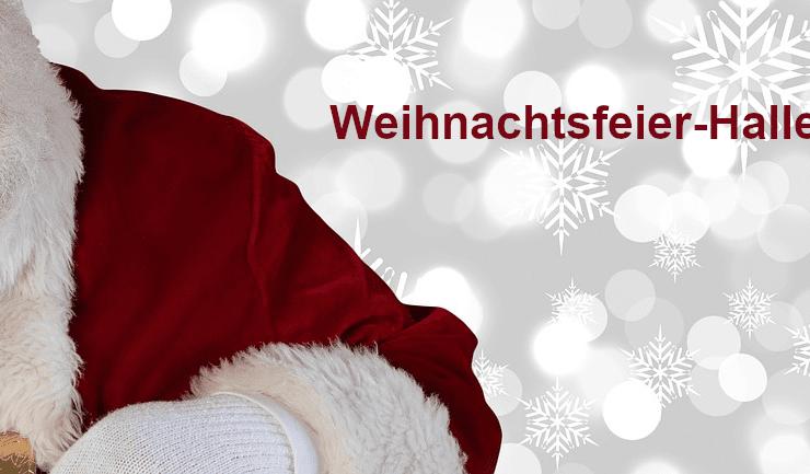 Angebote Weihnachtsfeier Leipzig Halle (Saale)
